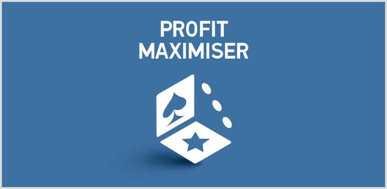 Profit Maximiser – Does It Still Work In 2021